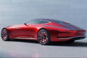 Mercedes Vision Hybrid 2016