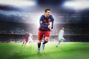 Messi Fifa 8k