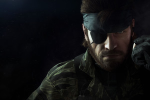 Metal Gear Solid 3 4k Wallpaper