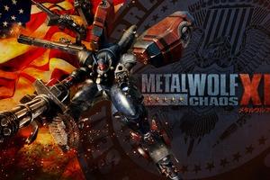 Metal Wolf Chaos Xd E3 2018 Wallpaper