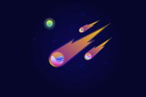 Meteors Mininimalist 10k