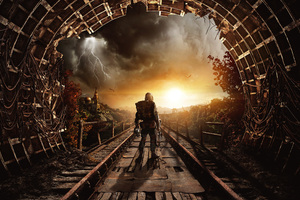 Metro Exodus 2018 5k