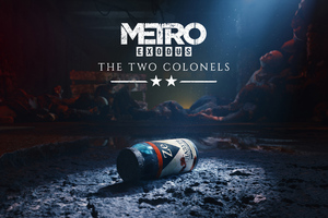 Metro Exodus The Two Colonels Wallpaper
