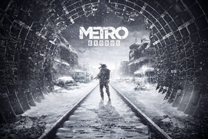 Metro Exodus Video Game 5k