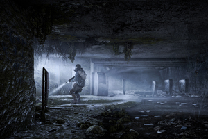 Metro Last Light Redux 4k