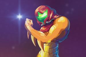 Metroid Fusion Wallpaper
