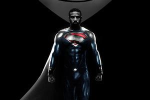 Michael B Jordan As Val Zod Superman 4k Wallpaper