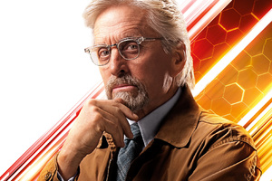Michael Douglas In Ant Man And The Wasp Movie