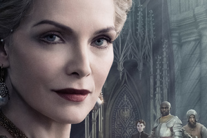Michelle Pfeiffer As Queen Ingris In Maleficent Mistress Of Evil 2019 Wallpaper