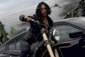 Michelle Rodriguez Fast And Furious 9 2020 Movie 5k Wallpaper