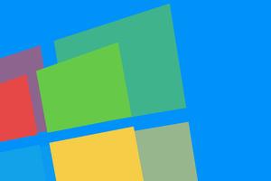 Microsoft Logo 4k