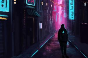 Midnight City 4k Wallpaper