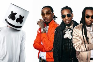 Migos And Marshmello