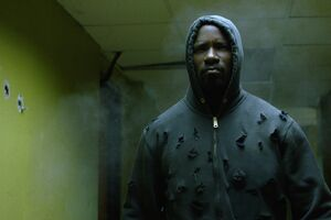 Mike Colter As Luke Cage HD Wallpaper