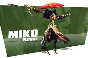 Miko Eldrid Wallpaper