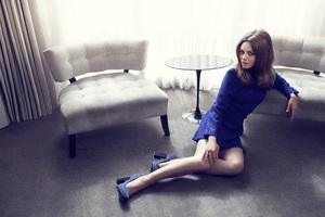 Mila Kunis Elle