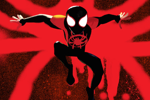 Miles Morales Art New HD