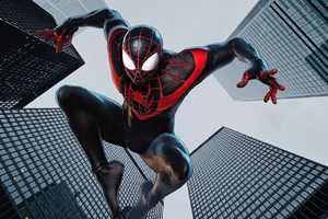 Miles Morales Spider Man 4k 2020 Wallpaper