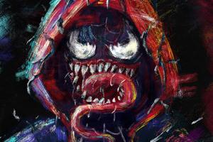 Miles Morales Spider Venom
