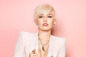 Miley Cyrus 2018 4k 5k