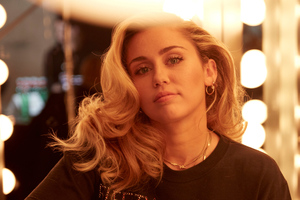 Miley Cyrus 5k 2019 Wallpaper