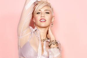 Miley Cyrus Cosmopolitan 2018