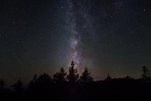 Milky Way From Cadillac Mountain 5k