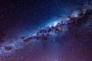 Milky Way Sky 5k