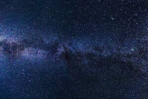 Milky Way Starry Sky Night 5k Wallpaper