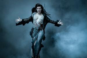 Milla Jovovich Blood Queen Hellboy 2019