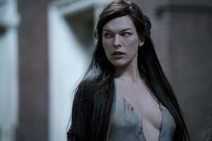 Milla Jovovich Blood Queen In Hellboy 2019
