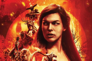 Milla Jovovich Blood Queen In Hellboy Movie