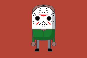 MiMe Jason The Friday 13th Wallpaper
