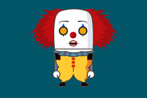 MiMe Pennywise Wallpaper