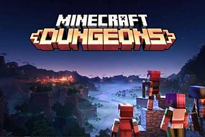 Minecraft Dungeons 4k