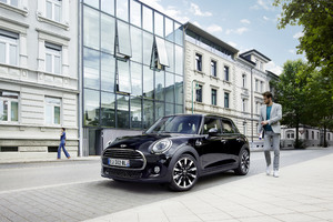 MINI Cooper Blackfriars 2017