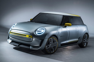 Mini Cooper Electric Concept 2017