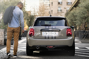 Mini Cooper Heddon Street 2018 Rear