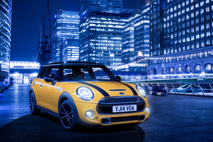 Mini Cooper S 2016 Wallpaper