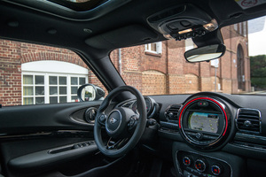 MINI Cooper S Clubman Interior