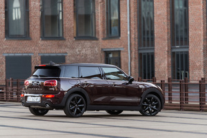 MINI Cooper S Clubman Rear