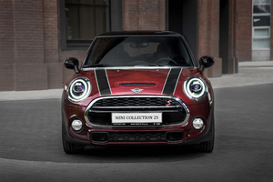 MINI Cooper S Collection 25 2018
