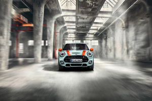 MINI Cooper S Delaney Edition 2018 Front