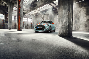MINI Cooper S Delaney Edition 2018 Side View