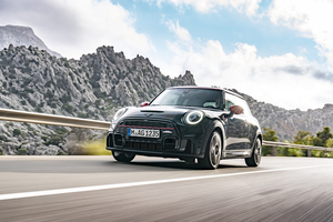 Mini John Cooper Works 5k Wallpaper