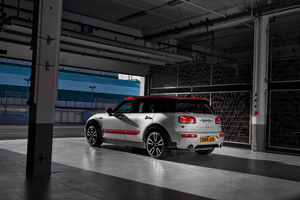 MINI John Cooper Works Clubman 4k Wallpaper
