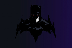 Minimal Batman Wallpaper