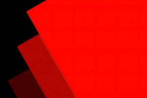Minimal Shape Red Dark 4k Wallpaper