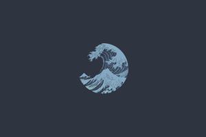 Minimalist Waves 5k