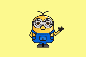 Minion Art Wallpaper